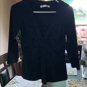 Black professional shirt never worn!